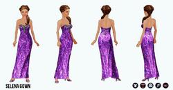 Vintage - Selena Gown