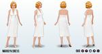 SummerMovieNightSpin - Marilyn Dress
