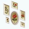 RomanticFallBedroomDecor - Fall Flowers Frames