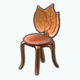 WorldEnvironmentDay - Leaf Back Chair