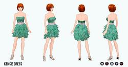 TVAwards - Kensie Dress