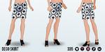 PumpkinSpiceSpin - Deco Skirt
