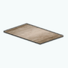 ChampagneRoseDecor - Champagne Ombre Rug