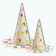 ChristmasTreeLighting - Tree Cone Lamps