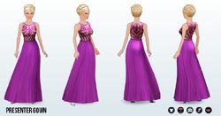 AwardSeason - Presenter Gown