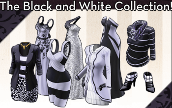 BannerCollection - BlackAndWhite