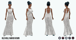 AwardSeason - Old Hollywood Gown