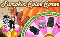 BannerSpinner - PumpkinSpice