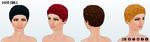 Kwanzaa - Short Curls