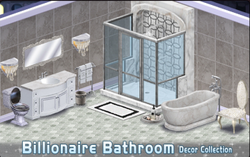 BannerDecor - BillionaireBathroom