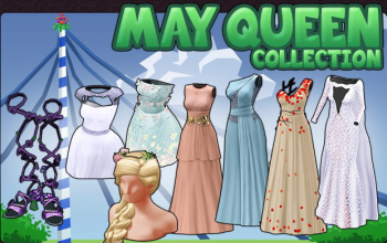 BannerCollection - MayQueen
