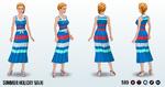 FourthOfJuly - Summer Holiday Maxi