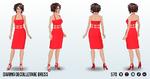 DareDay - Daring Decolletage Dress
