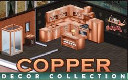 BannerDecor - Copper