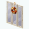 CountryThanksgivingDecor - Wreath Mirrors