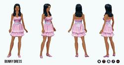 EasterVintage - Bunny Dress