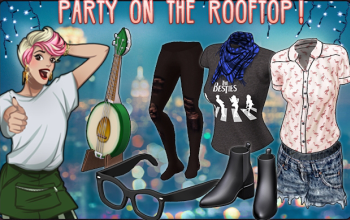 BannerCrafting - HipsterRooftopParty
