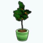 ChineseNewYearSpin - Mandarin Tree