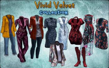 BannerCollection - VividVelvet