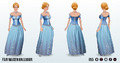 FairMaidenSpin - Fair Maiden Ballgown