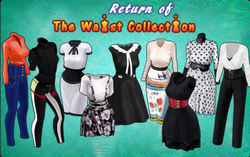 Return of The Waist Collection