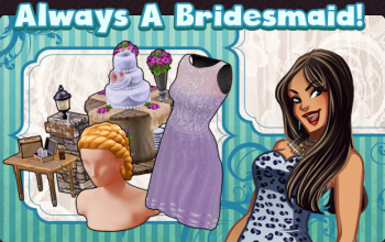 BannerCrafting - Bridesmaid