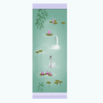 FloraAndFaunaSpreeSpin - Pastoral Wallpaper