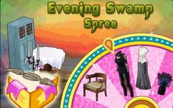 BannerSpinner - EveningSwamp