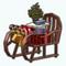 DeckTheHallsDecor - Gift Sleigh