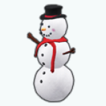 HolidayFunSpin - Snowman