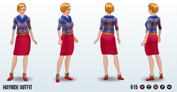 HarvestSpin - Hayride Outfit