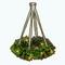 JuniperAndSpruceDecor - Wreath Chandelier