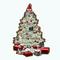 DeckTheHallsDecor - Santa Tree
