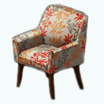 TheVault - Fall Comfort Armchair