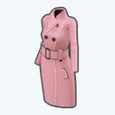 ValentinesDaySpreeSpin - Pretty Pink Coat