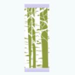 FairMaidenSpin - Woodland Wallpaper