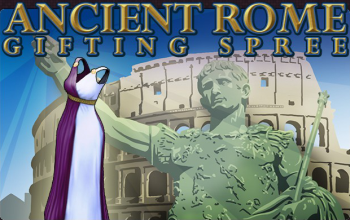 BannerGifting - AncientRome