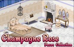 BannerDecor - ChampagneRose