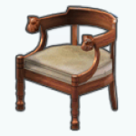 EveningSwampSpin - Jacob Chair