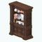 AmericanColonialDecor - Ornate Bookcase