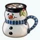 SnowedDay - Snowman Mug