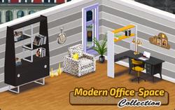 BannerDecor - ModernOfficeSpace