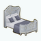 FrenchProvincialDecor - Provincial Bed