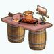 BaconFestival - Bacon Table