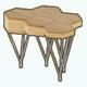 HoneyWeekend - Honey Comb Desk