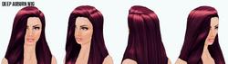 Neon - Deep Auburn Wig
