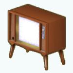 SwinginSixties - Midcentury TV Set