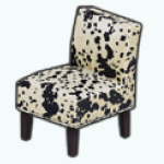UnderdogDogShow - Dalmatian Chair