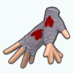 ChillyEssentialsSpin - Warm Hearts Gloves