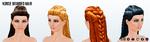 NorseMythology - Norse Braided Hair